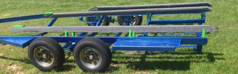 Trailer Bed